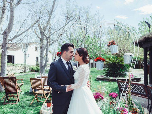 La boda de Roser y David