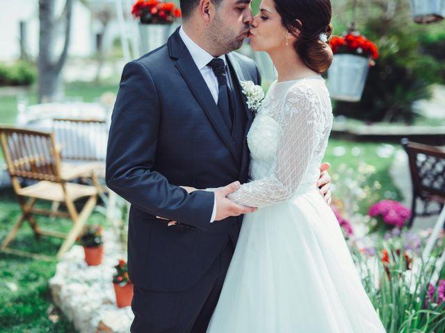 La boda de David y Roser en Deltebre, Tarragona 2
