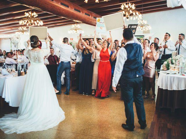 La boda de David y Roser en Deltebre, Tarragona 76