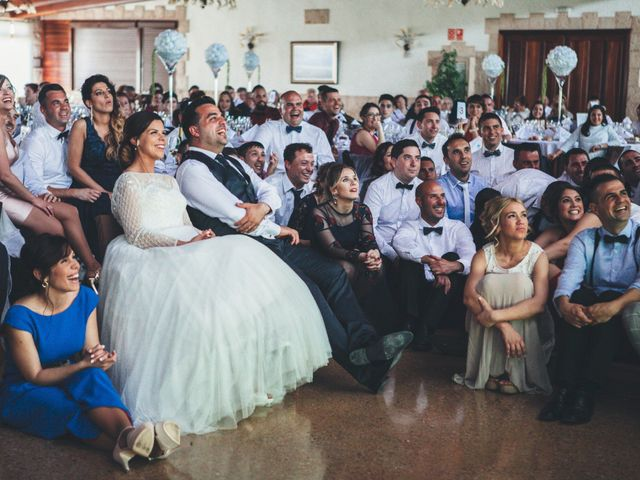 La boda de David y Roser en Deltebre, Tarragona 89