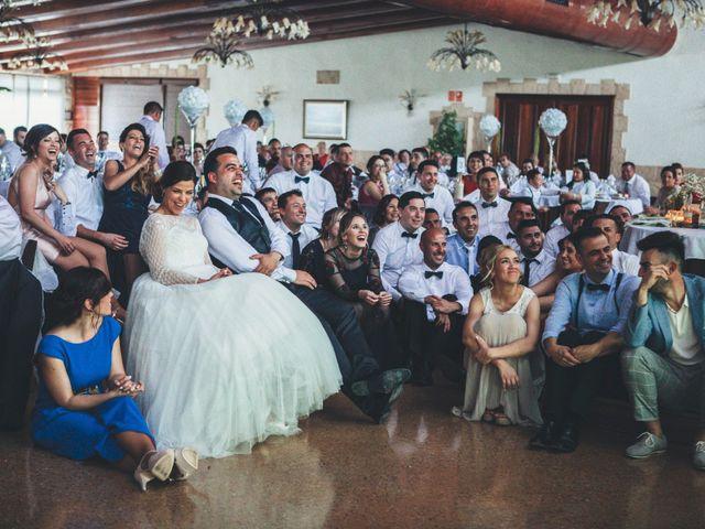 La boda de David y Roser en Deltebre, Tarragona 90