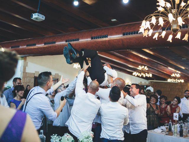 La boda de David y Roser en Deltebre, Tarragona 100