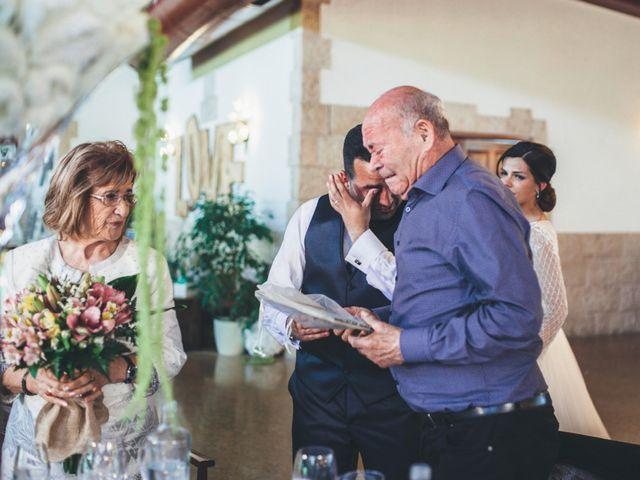 La boda de David y Roser en Deltebre, Tarragona 105