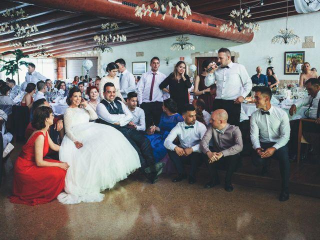 La boda de David y Roser en Deltebre, Tarragona 116
