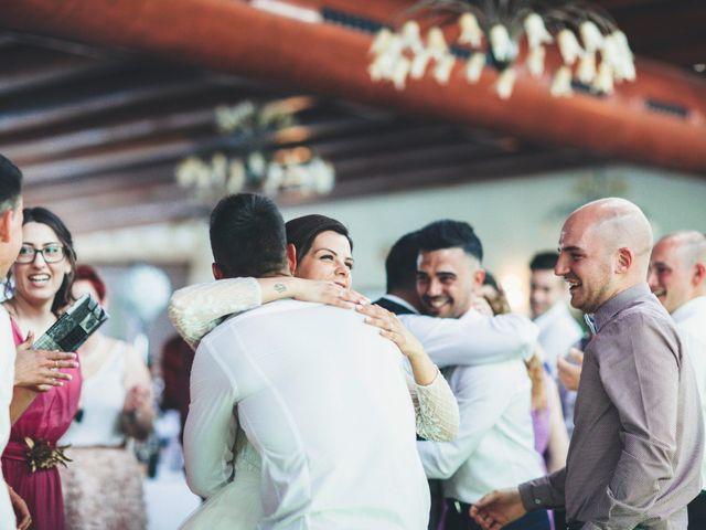 La boda de David y Roser en Deltebre, Tarragona 119