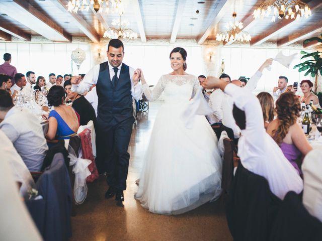 La boda de David y Roser en Deltebre, Tarragona 120