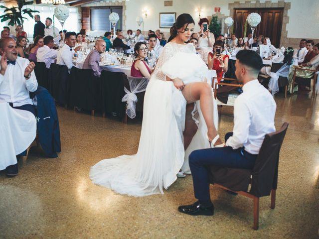 La boda de David y Roser en Deltebre, Tarragona 121