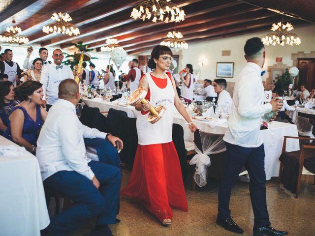 La boda de David y Roser en Deltebre, Tarragona 124