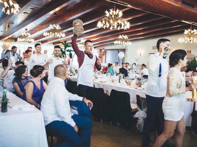 La boda de David y Roser en Deltebre, Tarragona 125