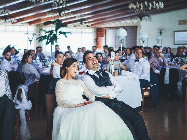 La boda de David y Roser en Deltebre, Tarragona 127