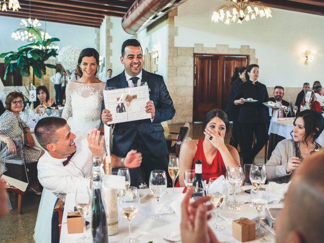 La boda de David y Roser en Deltebre, Tarragona 130