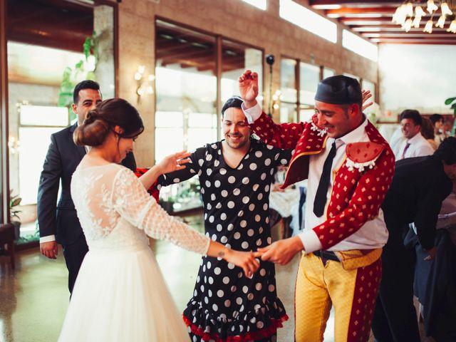 La boda de David y Roser en Deltebre, Tarragona 132