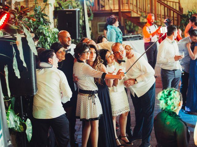 La boda de David y Roser en Deltebre, Tarragona 139