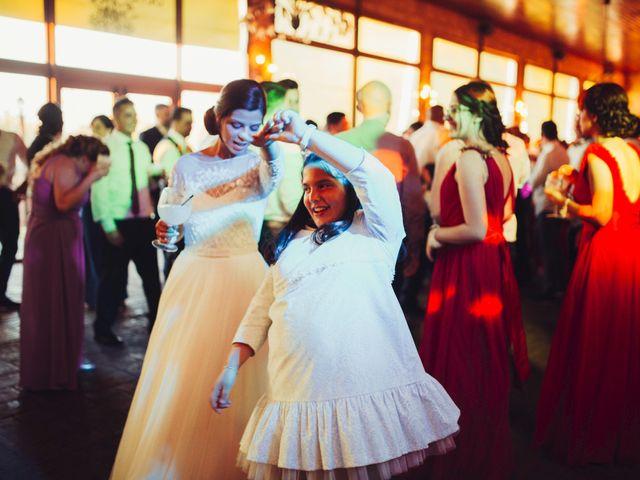 La boda de David y Roser en Deltebre, Tarragona 142