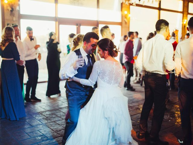La boda de David y Roser en Deltebre, Tarragona 143