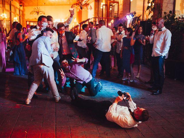 La boda de David y Roser en Deltebre, Tarragona 147