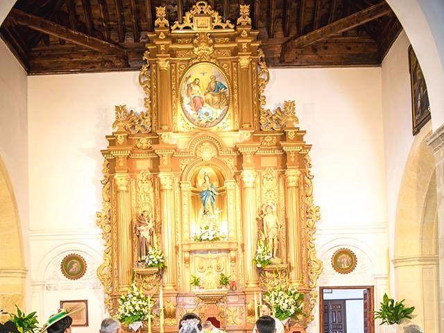 La boda de Juan y Carmen  en Nijar, Almería 3