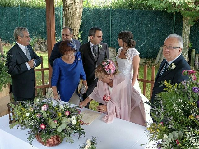 La boda de Beatriz y Mikel