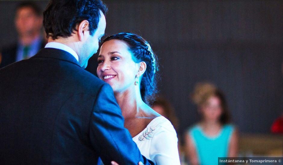 La boda de Alberto y Marina en Trujillo, Cáceres