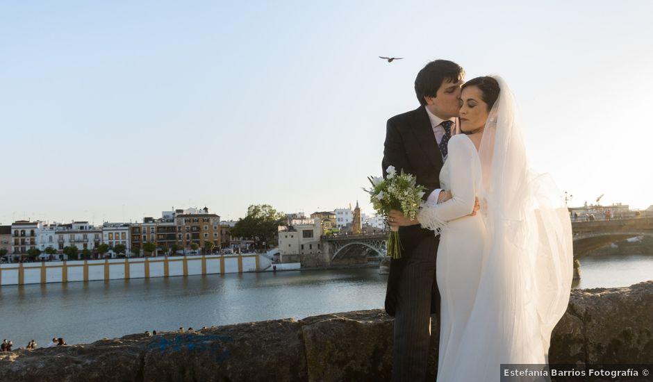 La boda de Luis y Ana en Sevilla, Sevilla