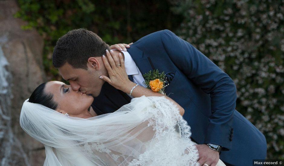 La boda de Bruno y Estefania en Sentmenat, Barcelona