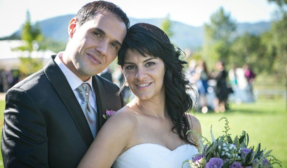 La boda de Jose y Sonia en Brunyola, Girona