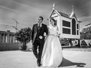 La boda de Silvia y Martin