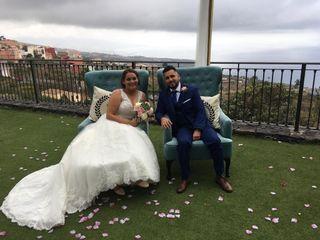 La boda de Yeimi  y Joaquín