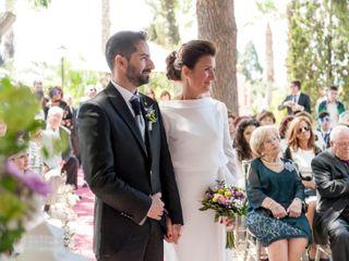 La boda de Silvia y Gaspar