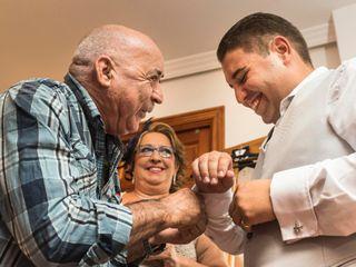 La boda de Beatriz y Sergio 1