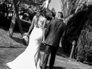 La boda de Silvia y Adri