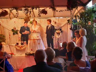 La boda de Alisa  y Sergio