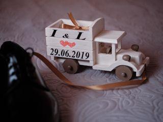 La boda de Israel y Lidia 1