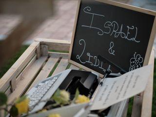La boda de Israel y Lidia 3