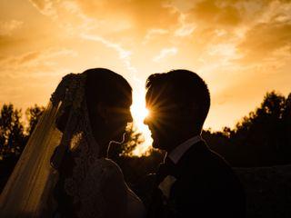 La boda de Alba y Gonzalo