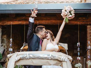 La boda de Juanma y Ariadna