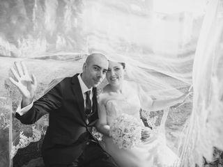 La boda de Marta y Raúl