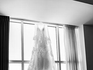 La boda de Rebeca y Pau 1