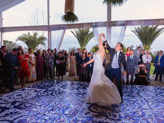 La boda de Rebeca y Pau