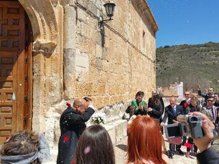 La boda de Ruth y Javier 2