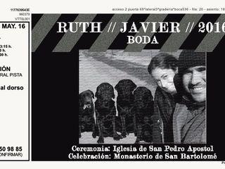 La boda de Ruth y Javier 3