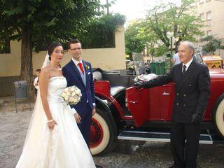 La boda de Leticia y Martín