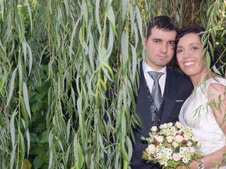 La boda de Fátima y Serxio