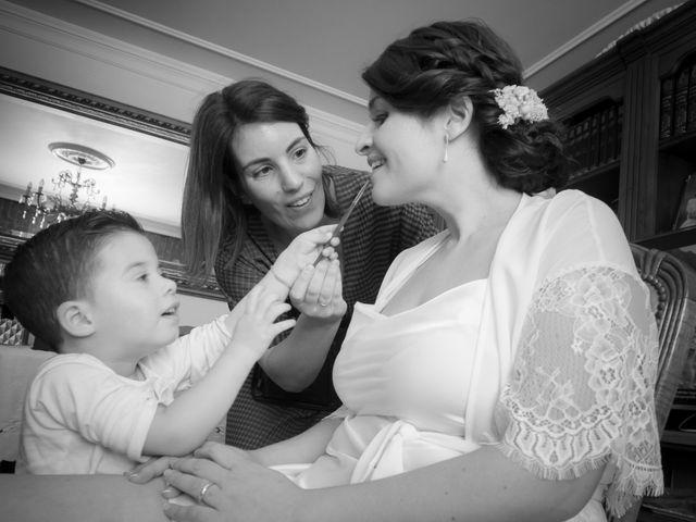 La boda de Martin y Silvia en Bueu (Resto Parroquia), Pontevedra 8