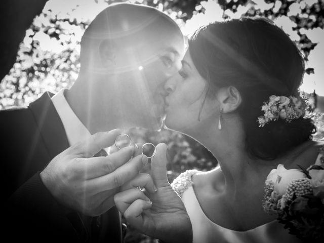 La boda de Martin y Silvia en Bueu (Resto Parroquia), Pontevedra 40