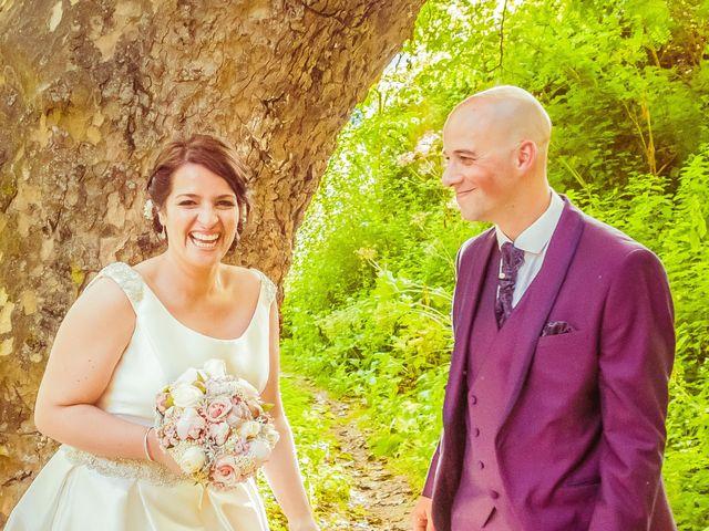 La boda de Martin y Silvia en Bueu (Resto Parroquia), Pontevedra 44
