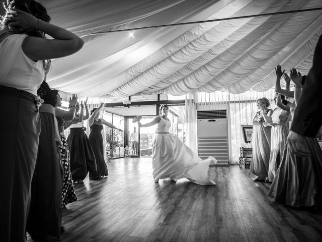 La boda de Martin y Silvia en Bueu (Resto Parroquia), Pontevedra 48