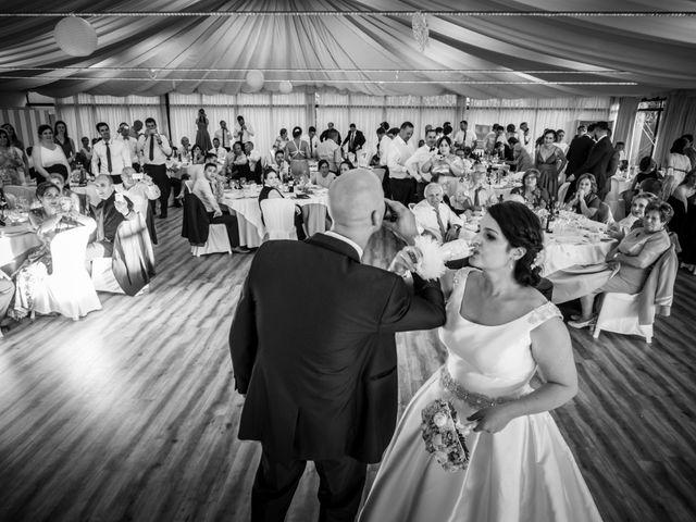 La boda de Martin y Silvia en Bueu (Resto Parroquia), Pontevedra 49
