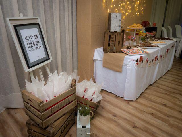 La boda de Martin y Silvia en Bueu (Resto Parroquia), Pontevedra 53
