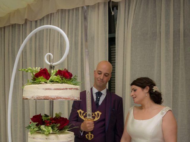 La boda de Martin y Silvia en Bueu (Resto Parroquia), Pontevedra 55